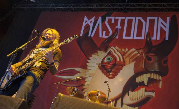 Mastodon vahvistaa Sonispheren esiintyjäkaartia.
