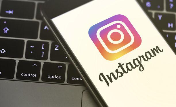 Instagramista voi tarkistaa, onko yhtiö lähettänyt sinulle viestin.