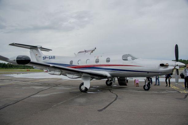 Go! Aviationin oli tarkoitus lentää Helsingin Malmin lentokentältä.