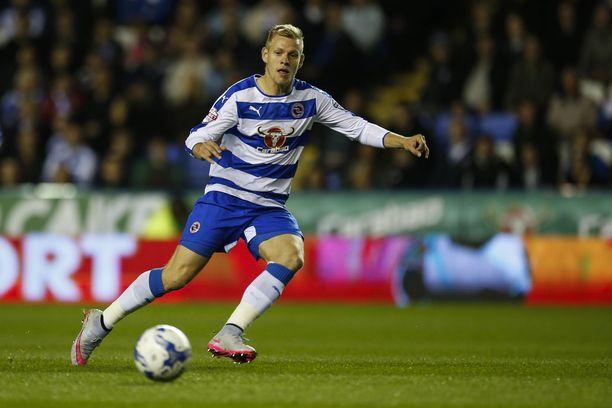 Pavel Pogrebnjak on urallaan pelannut muun muassa Readingissa.