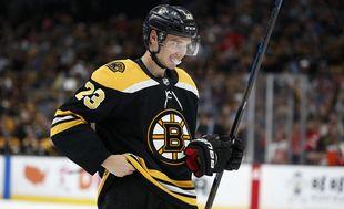 finest selection 3bcce b9c39 4. Katso kuva  Ruotsalaispelaajan sukunimi on NHL n kaikkien aikojen pisin  - mahtuu hädin tuskin pelipaidan selkään