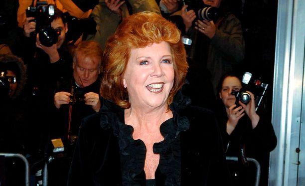 Cilla Black löytyi kuolleena Marbellan asunnostaan. Kuva vuodelta 2007.