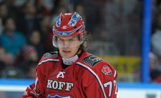 Siim Liivik pelaa tänään HIFK-paidassa ensi kertaa pariin vuoteen.