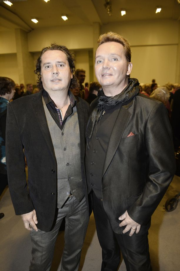 Marko Ahonen ja Mikko Rasila ehtivät olla yhdessä 15 vuotta. He rekisteröivät suhteensa kolme vuotta sitten.
