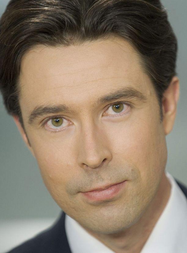 Jussi-Pekka Rantanen on nähty useissa eri Ylen ohjelmissa.