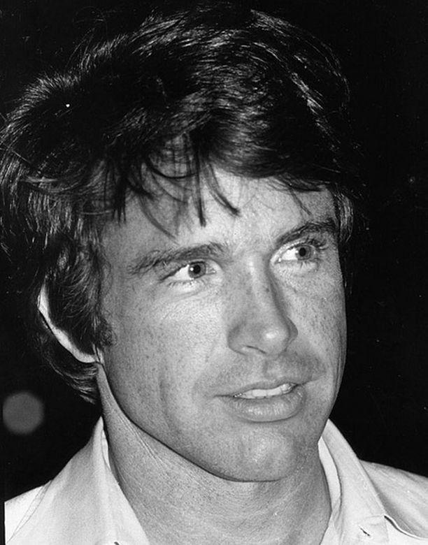 Warren Beatty vuonna 1976.