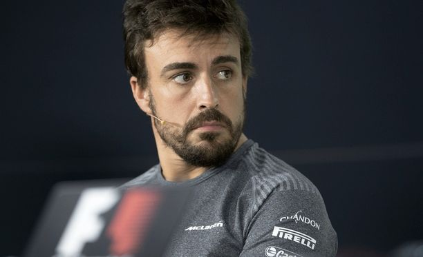 Fernando Alonso teki yllätysratkaisun.