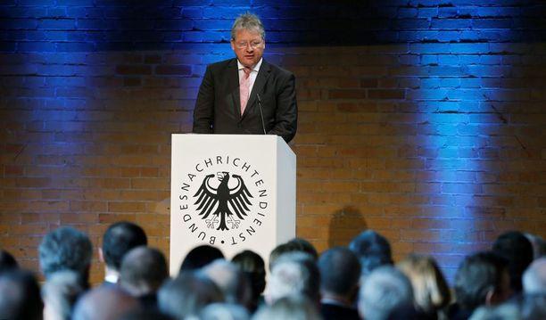 Saksan ulkomaanvakoilun pomo varoittaa Venäjän häirintäyrityksistä.