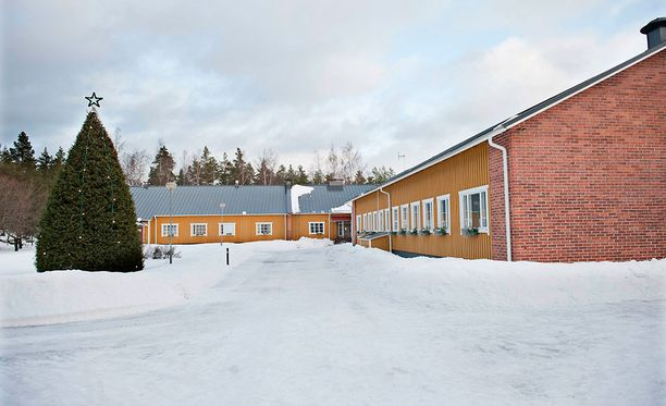 Satakunnan vankilan Köyliön osasto.