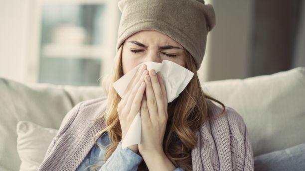 Mitä se nyt tällä kertaa on? Flunssaa vai koronaa?