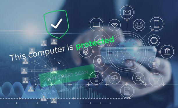 Avast tarjoaa virustentorjuntaohjelmia.