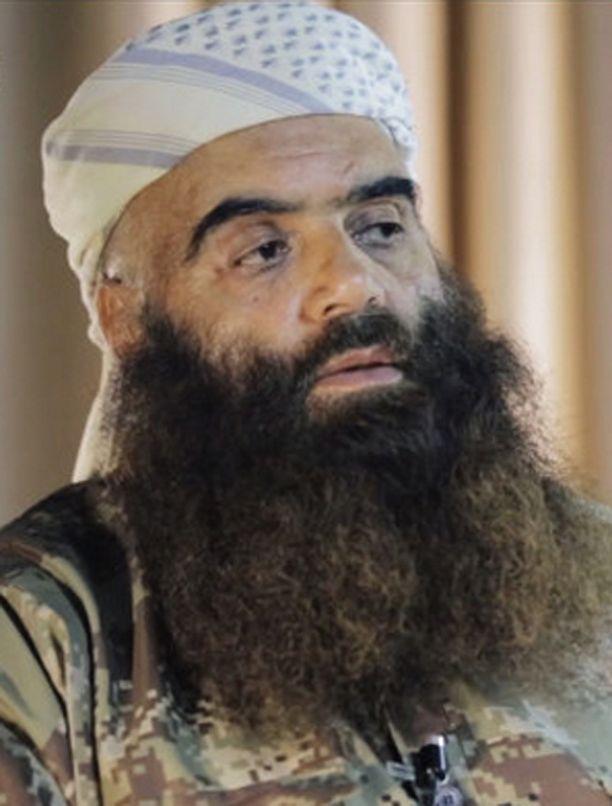 Abu Firas al-Suri toimi pitkään al-Qaidan tehtävissä ympäri maailmaa ja otti aikoinaan käskyjä suoraan Osama bin Ladenilta.