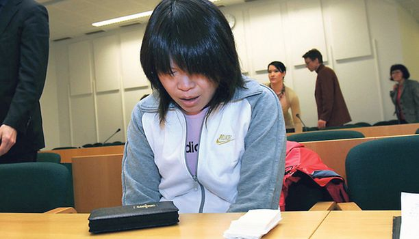 Taiwanilainen Yu-Hsiu Fu surmasi kolme lastaan viime vuoden elokuussa.