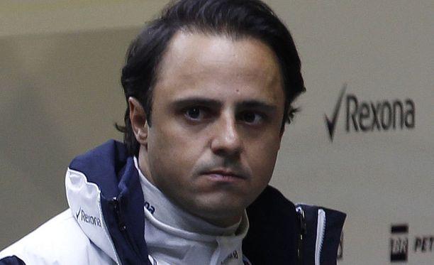 Felipe Massa haluaa tällä kaudella voittaa Valtteri Bottaksen.