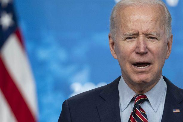 Presidentti Biden haluaa tehdä Yhdysvalloista globaalin ilmastotyön johtajan.