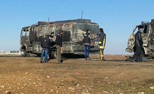Ennen pommitusta. Syyrialaisen liikemiehen Mazen Iltalehdelle lähettämä kuva.