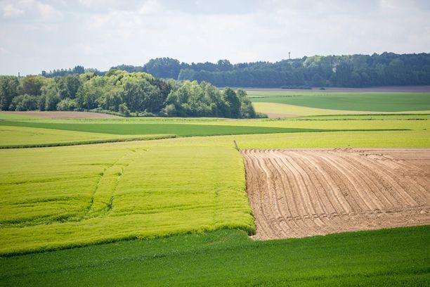Waterloon taistelu käytiin vuonna 1815 Belgiassa.