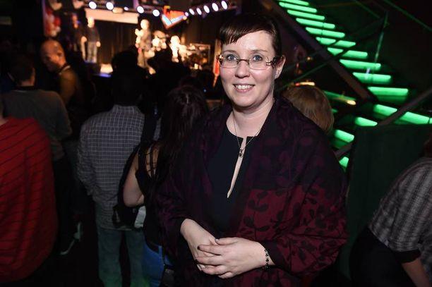Merja Kyllösen ministerin työ vaihtuu nyt vaalikampanjointiin.