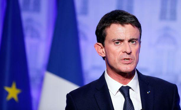 Manuel Vallsia on pidetty vahvana sosiaalidemokaattien ehdokkaana.