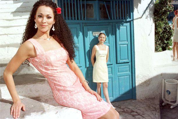 Vuoden 1998 finalisti Ellen Jokikunnas