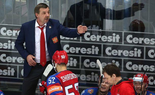 Oleg Znarok selvisi ilman sakkoja tai toimintakieltoa.