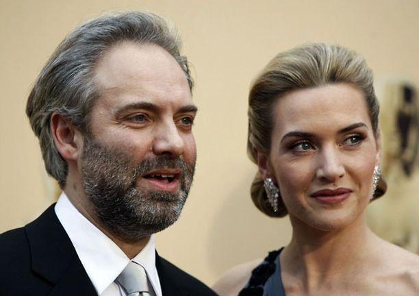 Kate Winsletin huhutaan olleen mustasukkainen miehensä ystävyydestä nuoren näyttelijättären kanssa.
