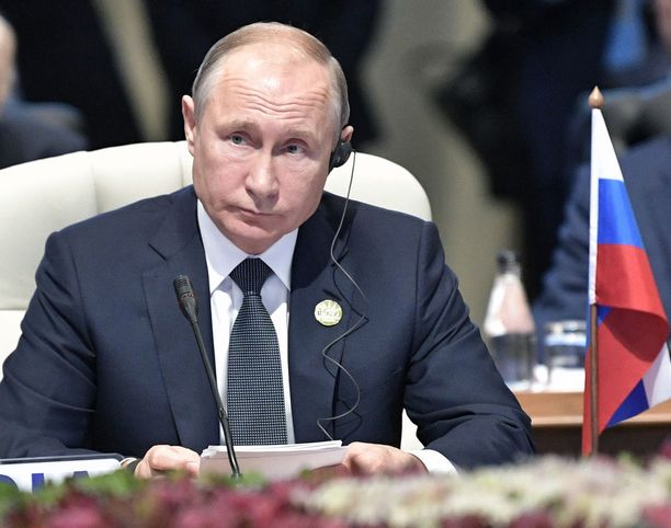 Venäjän presidentti Vladimir Putin osallistui aiemmin tällä viikolla BRICS-maiden kokoukseen.