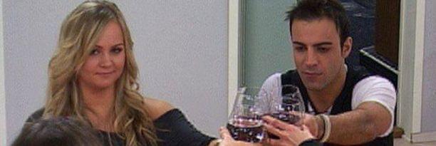 Viime vuonna Aso asteli ulos voittajana Big Brother-talosta. Vaalea Kätlin tuli toiseksi.