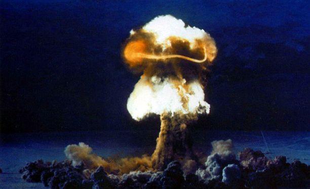 """Yhdenteorian mukaan """"The Buzzer"""" laukaisee kostoiskun, jos Venäjää vastaan hyökätään ydinaseilla."""