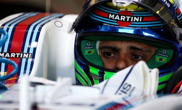 Felipe Massa joutuu lepäämään Unkarin GP-viikonlopun.