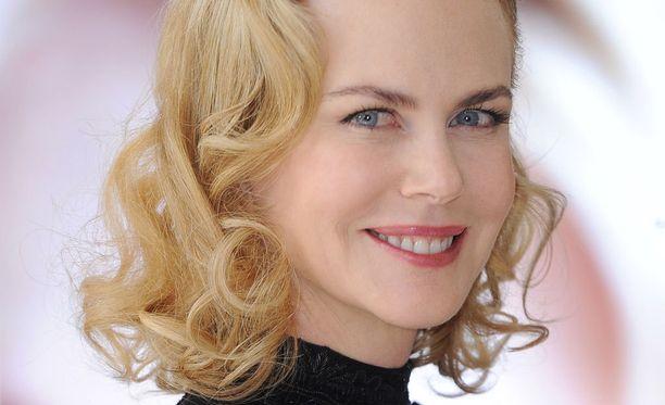 Näyttelijä Nicole Kidman on tehnyt uraa myös laulajana ja elokuvatuottajana.