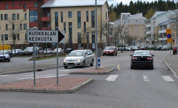 Yläkoulun oppilaat lähetettiin kotiin kesken päivän Jyväskylän Kuokkalassa. Arkistokuva.