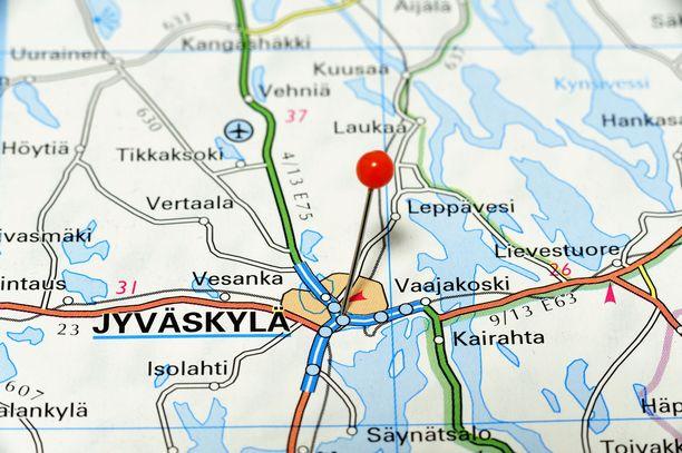 Jyväskylä on nyt Suomen koronatartuntojen keskipiste.