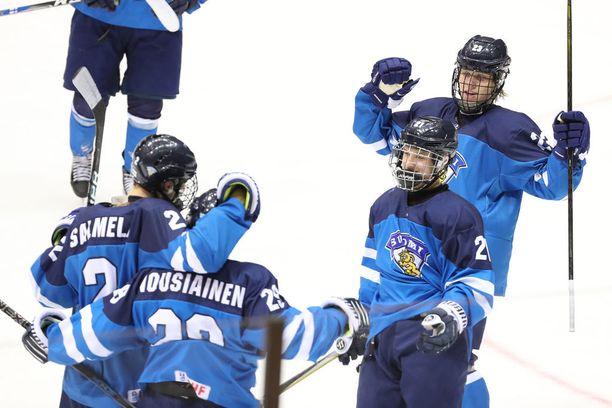 Pikkuleijonilla on riittänyt ilonaiheita Tsheljabinskin MM-kisoissa. Lauantaina panokset kovenevat, kun välierässä vastaan tulee Ruotsi.