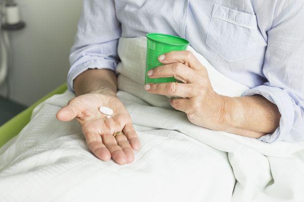 Lääkkeiden saatavuushäiriöitä on yhä enemmän Suomessa. Kuvituskuva.