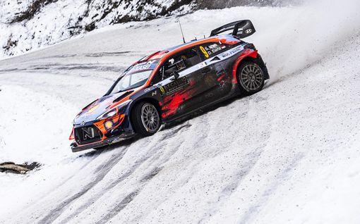 Tallilta kova päätös: Monte Carlossa pettänyt Sebastien Loeb tylysti sivuun Ruotsin rallista