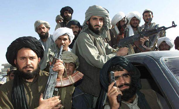 Taliban piti valtaa suuressa osassa Afganistania vuodesta 1996 vuoteen 2001.