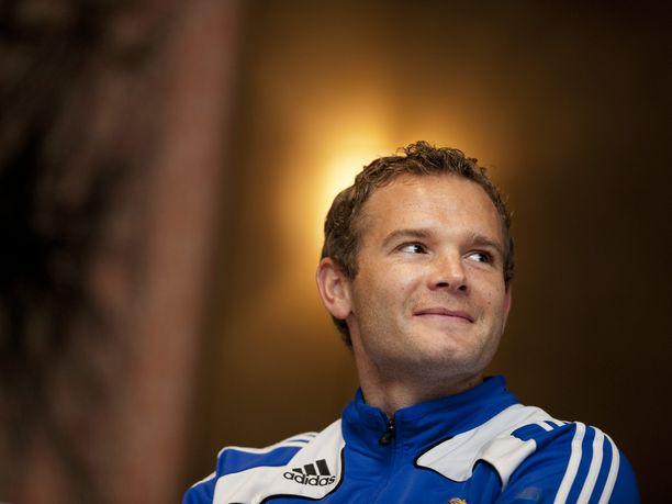 Jonatan Johansson on yksi menestyneimmistä suomalaisjalkapalloilijoista.