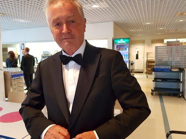 Jukka Kuoppamäki täytti 75 vuotta.