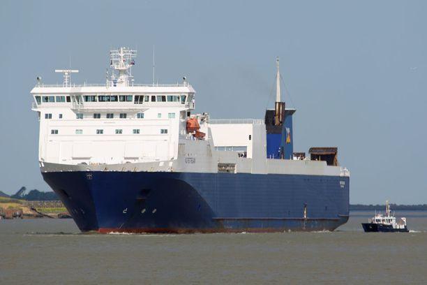 Norstream ajaa Zeebruggen ja Tilburyn väliä päivittäin. Lastaus kestää neljä tuntia kummassakin satamassa ja matka kahdeksan tuntia.