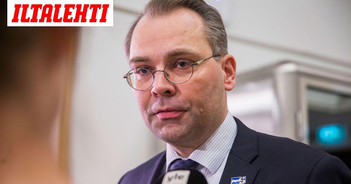 Jussi Niinistö Twitter