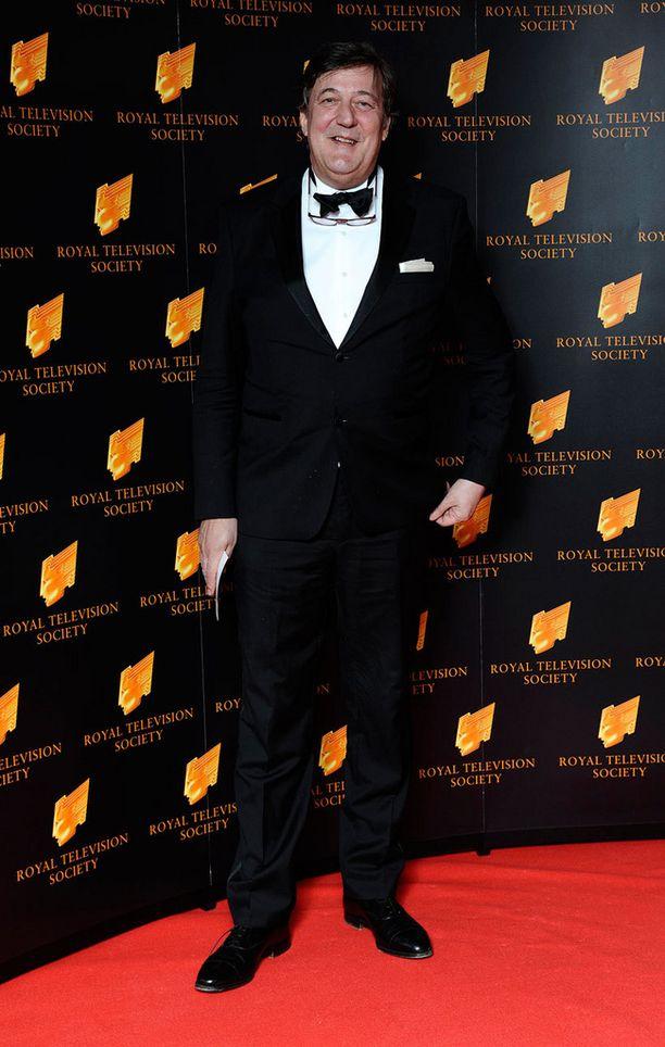 Stephen Fry on ansioitunut myös dokumentaristina ja kirjailijana.