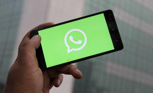 Whatsapp on muuttanut rajoituksiaan.