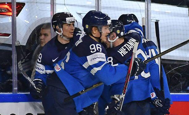 Suomi pitää USA-ottelun kokoonpanon täysin ennallaan.