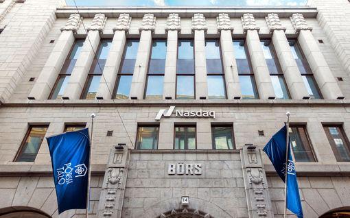 Helsingin pörssi syöksyy taas rytinällä alas