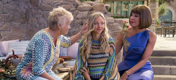 Seyfried näyttelee Sophien roolin Mamma Mia! -elokuvan jatko-osassa.