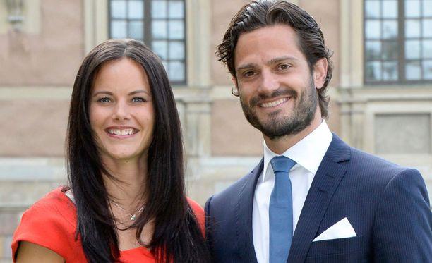 Sofia Hellqvististä tulee avioliiton myötä prinsessa.