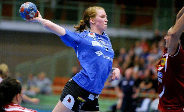 Maria Broström pelasi käsipalloa ammatikseen.