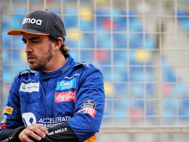 Fernando Alonso ajaa toukokuun lopussa uransa toisen Indianapolis 500 -kilpailun.