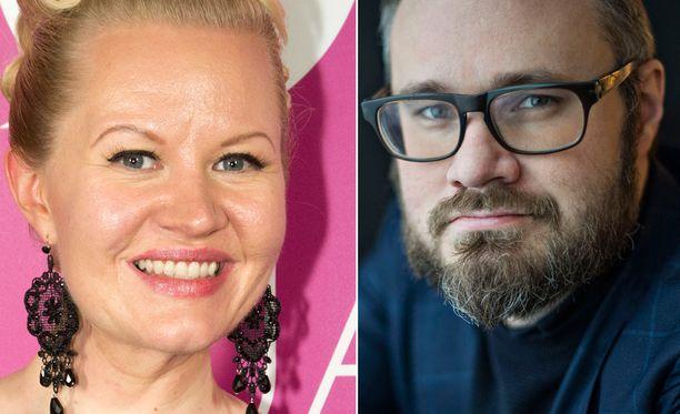 Lotta Backlund ja Tuomas Enbuske kommentoivat Linnan juhlien tapahtumia Iltalehden sivuilla hetki hetkeltä.